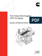 Fire Power Engine Manual CFP11E A042J562