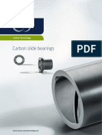 Schunk Carbon Technology Carbon Slide Bearings En