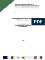 Programare modulara.doc