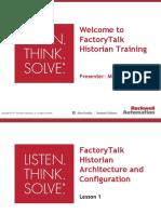 249164495 1 Historian Architecture and Configuration