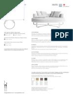 Flat Chill Circular Bed (1)