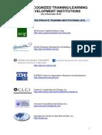 List of Recognized TrainingLearning_Development_InstitutionsDec2015 (2).pdf