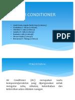Presentasi Air Conditioner