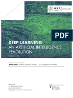 DeepLearning ARK Invest White Paper