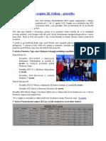 24. pomladanska regata JK Odisej - poročilo