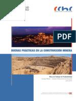 Informe Buenas Prácticas Construcción Minera CM CChC