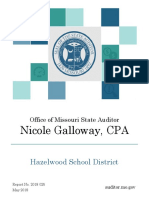 2018 Hazelwood School District audit