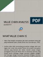 Temu 7 Value Chain Analysis