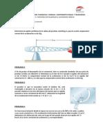 Boletín 4. Componentes Tangencial y Normal. Componentes Radial y Transversal