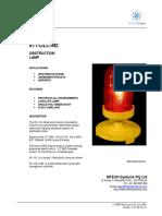 911-OL - 240V Obstruction Lamp