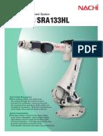 SRA100H-SRA133HL Rev2 Brochure
