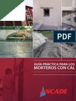 Guía Práctica para los Morteros con Cal.pdf