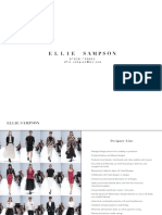 Ellie Sampson - Portfolio -