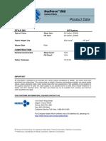 Hexcel - Dry Fiber b Dsf 282