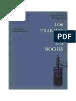 Alejandra Pizarnik Los Trabajos Y Las Noches