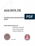 70E NFPA 2018 Handout