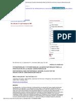 Accion de Fitoesteroles y Fitoestanoles