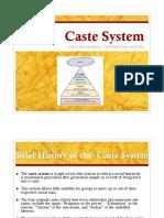 Caste Stats