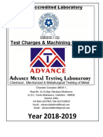 AMTL Test Charges UPDATED