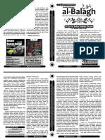 Buletin Al Balag Edisi 23
