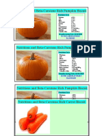 Lebel Carrot and Pumpkin Biscuit