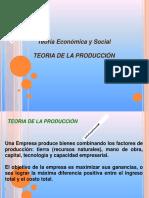 Teoría Producc Costos 2018