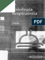 Fisiologia Respiratoria West