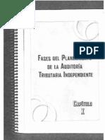 Fases de Planeamiento de La Auditoria