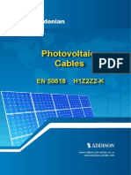 Photovoltaic Cables