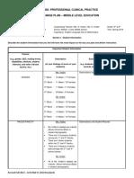 educ 450 - long range plan