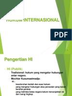 Hukum Inter I