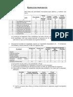 Ejercicios Propuestos 2 Costos Redes