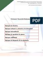 16. Temas transversales