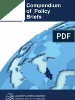 Compendium of Policy Briefs 2018