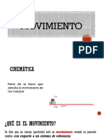 PPT4_Movimiento Rectilineo Uniforme