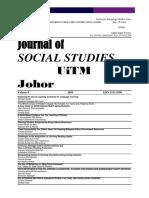 Academic Journal Uitm Johor