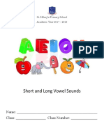g1 long and short vowel sounds w6 onwards