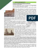 EL VALLE DE LOS REYES (descubrimiento )