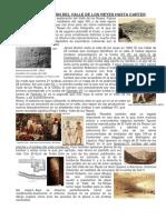 EL VALLE DE LOS REYES (descubrimiento 2 )