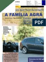 "RENAULT MÉGANE SPORT TOURER NA ""TEST DRIVE"""