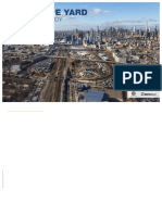Sunnyside Yard Feasibility Study 2017 Executive Summary