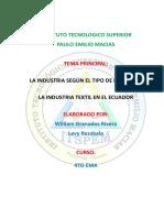 Proyecto Steven Granados