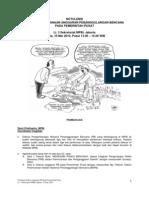 20100610 Notulensi Diskusi Anggaran PB Sunarja IDEA Web