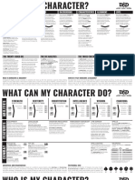 Character Sheet for Beginners, Black and White v2