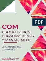 Comunicación Organización Management - ebook