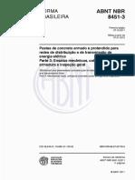 NBR 8451-3 (postes concreto armado dist. e trans.).pdf