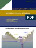 Sistemas y Pruebas de Bombeo