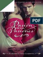 Pasion de Las Pasiones - Ashcan Edition