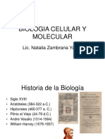 1biologia Celular y Molecular