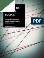 Revista de Ciências Sociais - Instabilidades políticas e quedas presidenciais na América Latina